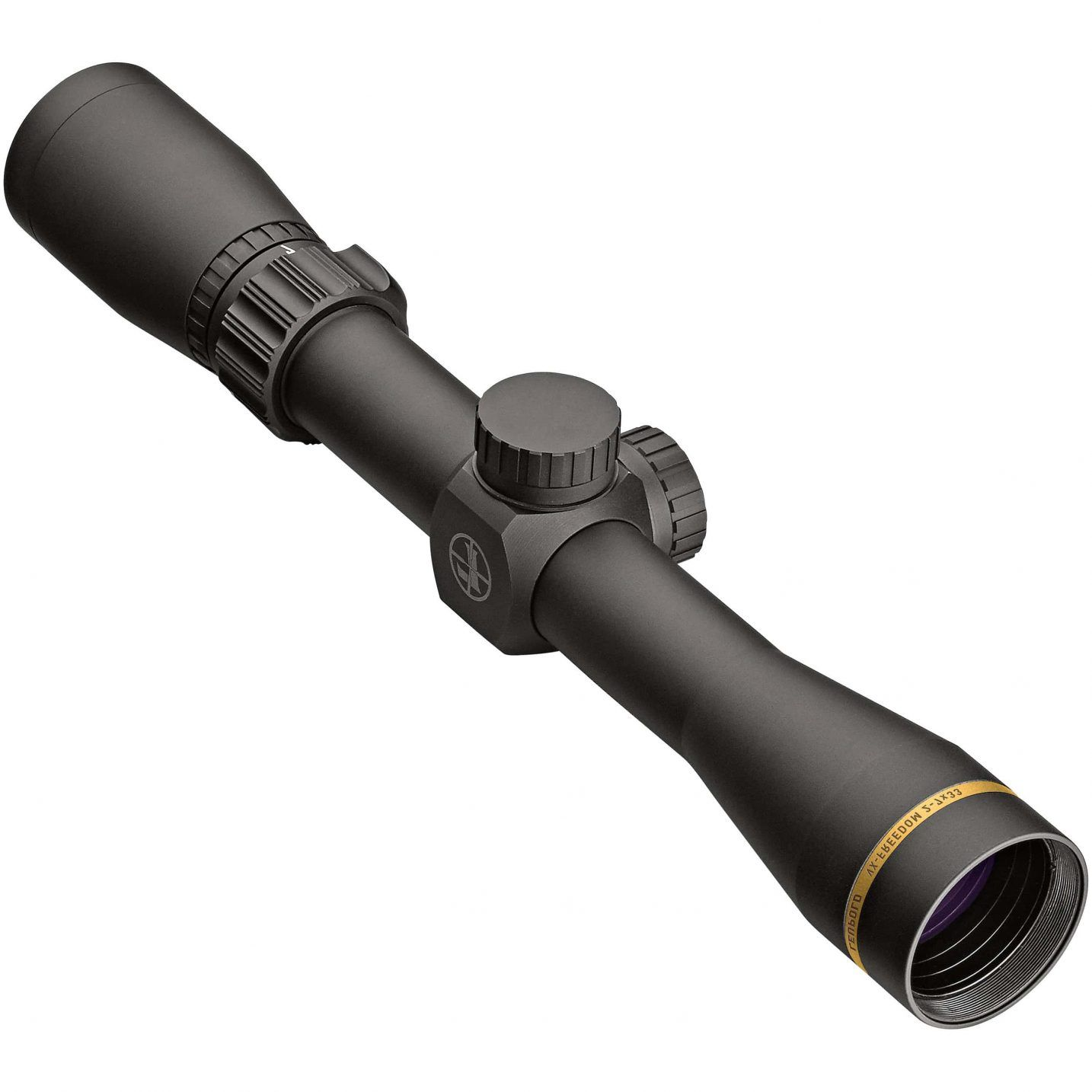 Leupold VX-Freedom 2-7x33 Rifle Scope - Reticle Duplex